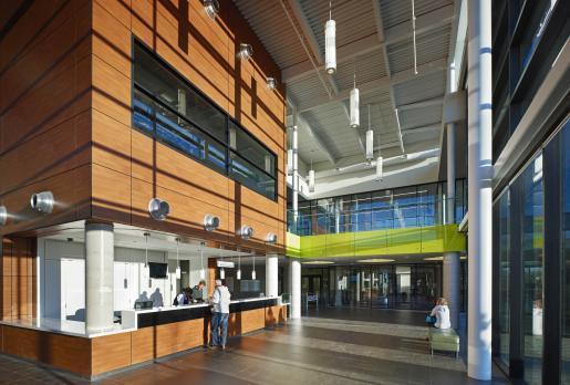 Trent Athletics Centre Recognized With International Interior Design Association Honour
