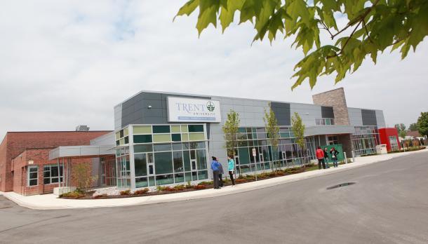 Oshawa Durham GTA Campus
