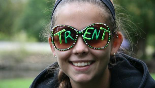 Girl wearing Trent sunglasses