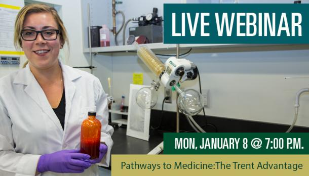 Pre-Medical (Emphasis) Webinar Banner