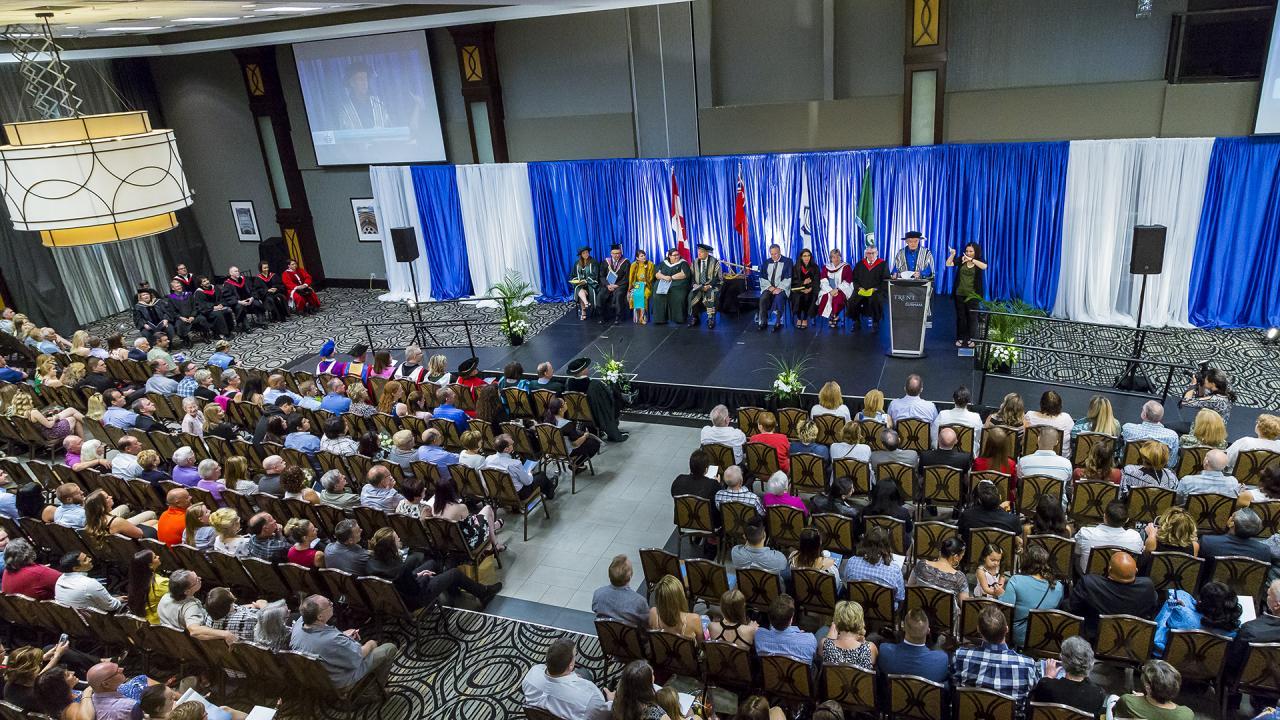 Trent University Durham Convocation