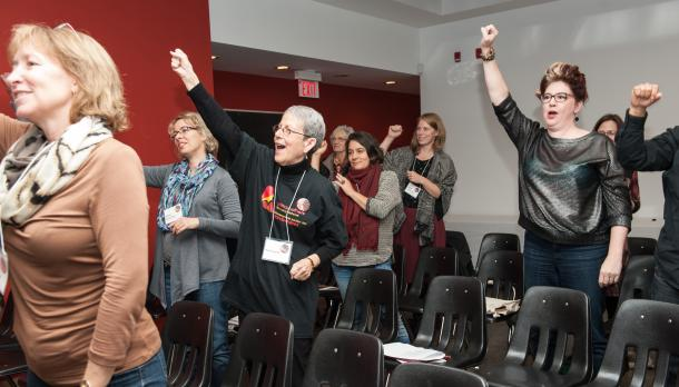 Aging and Still Raging: The 2015 Aging Activisms Symposium