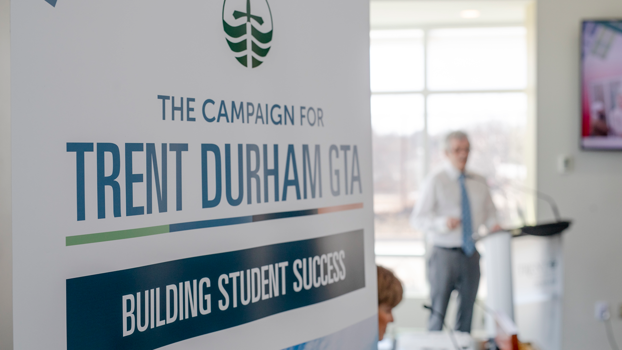 The Campaign for Trent Durham GTA, Building Student Success