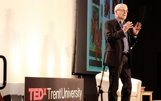 Former Canadian Astronaut and MP Leads Outstanding Line Up of Speakers at TEDx Trent University