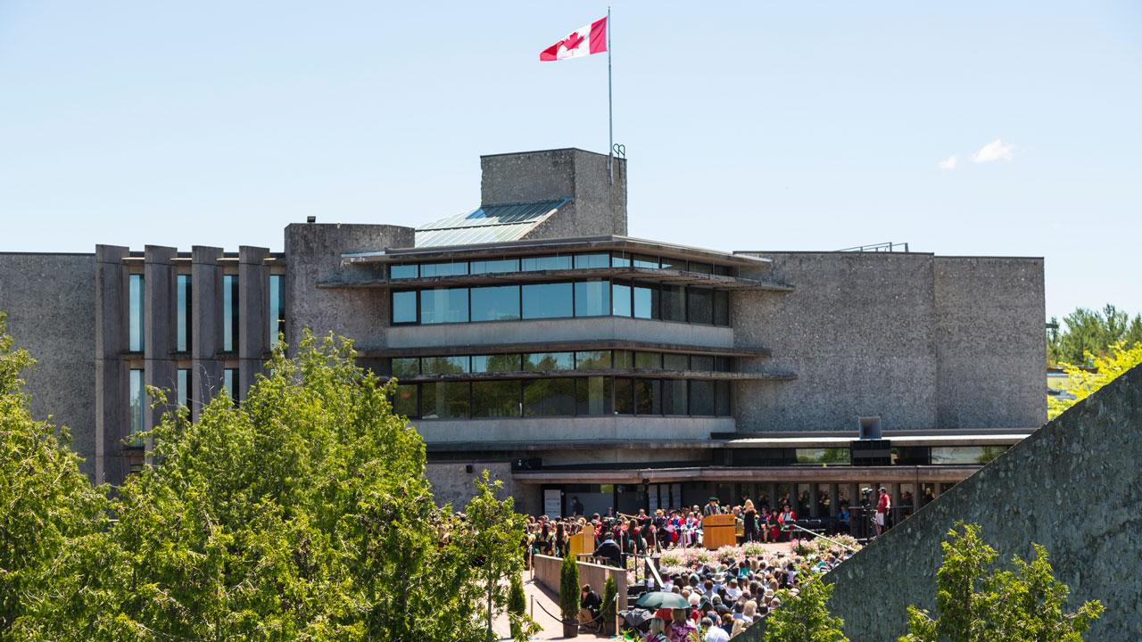 Trent University Convocation Ceremonies