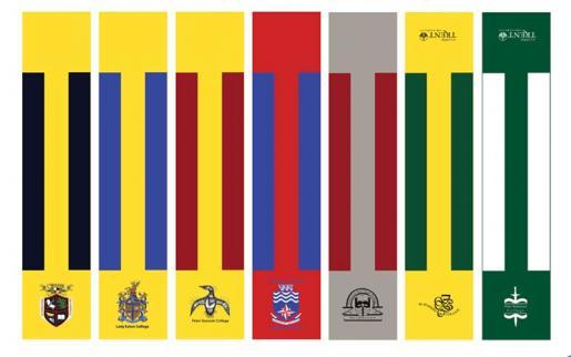 Official Trent College and Alumni Scarves Now Available