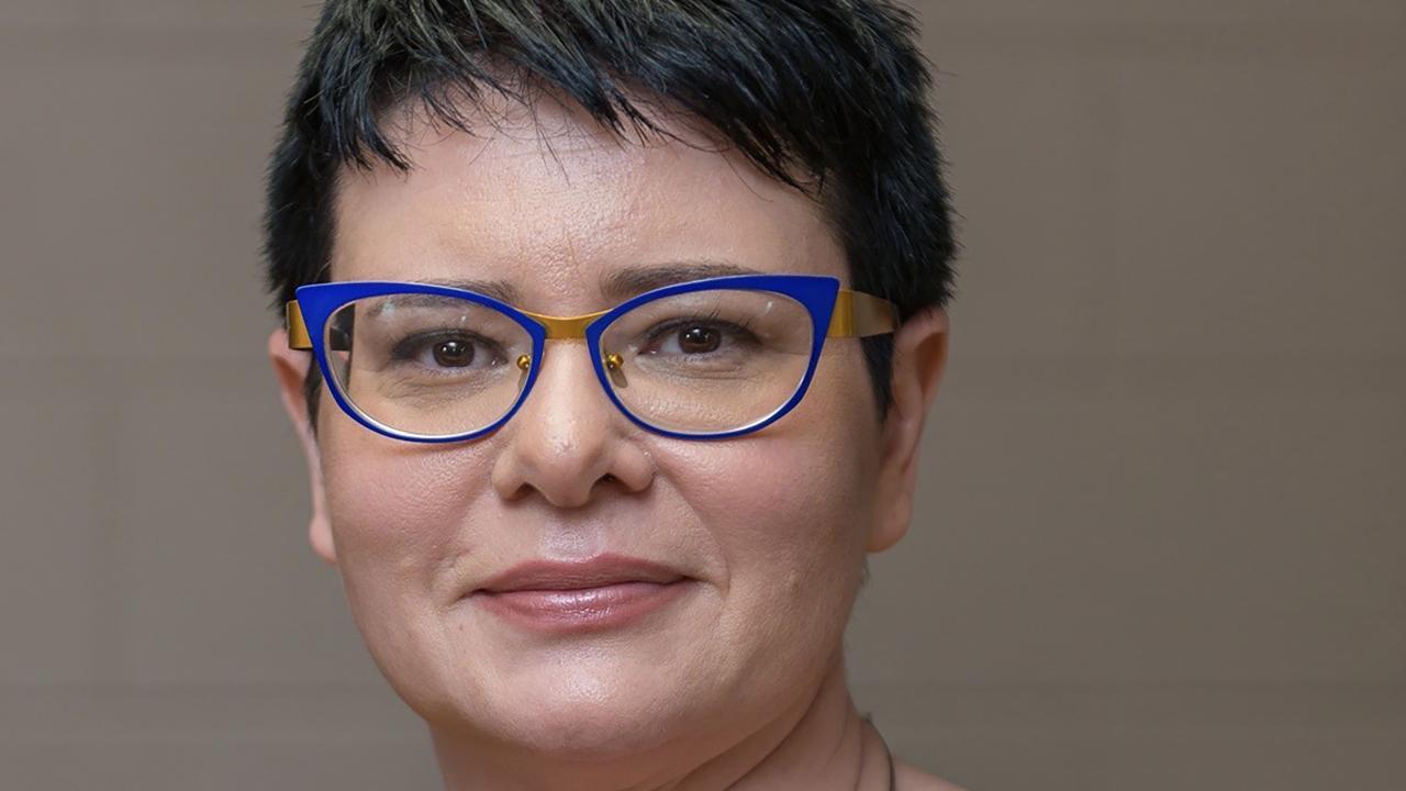 Social Work Professor Dr. Marina Morgenshtern