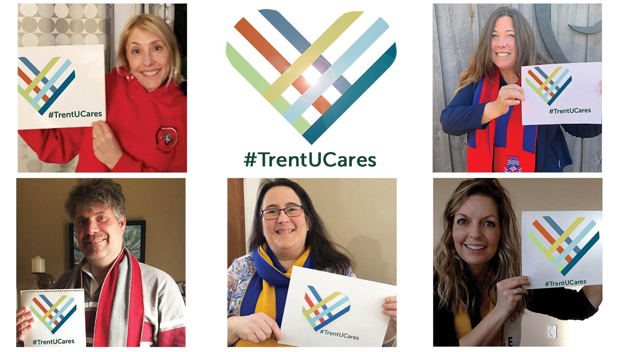 Trent University College Principles show their support for #TrentUCares: New Student Rapid Relief Fund Launched For Trent Students