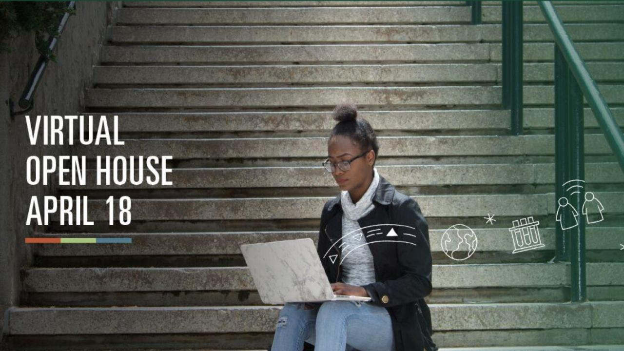 Trent University Virtual Open House April 18
