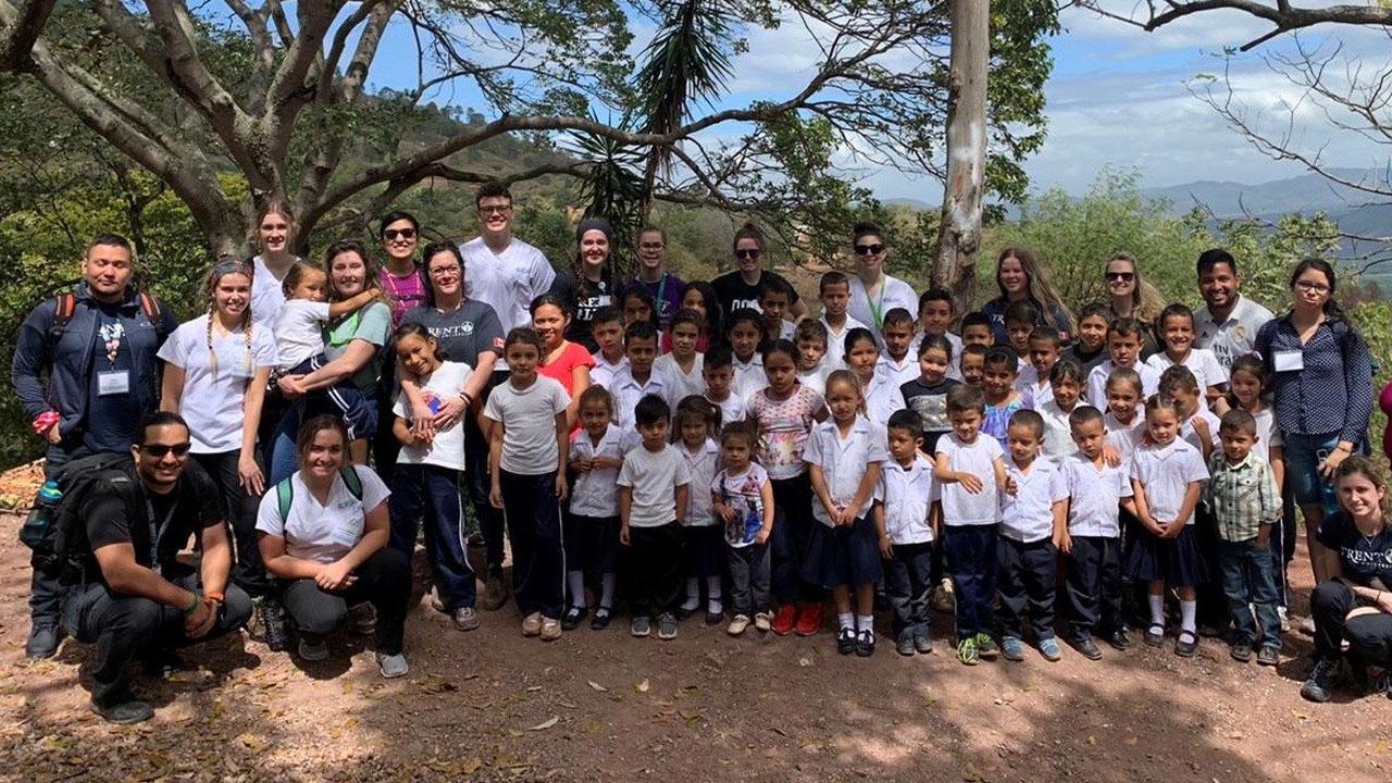 Short-term medical missions (STMMs), Honduras Team Photo