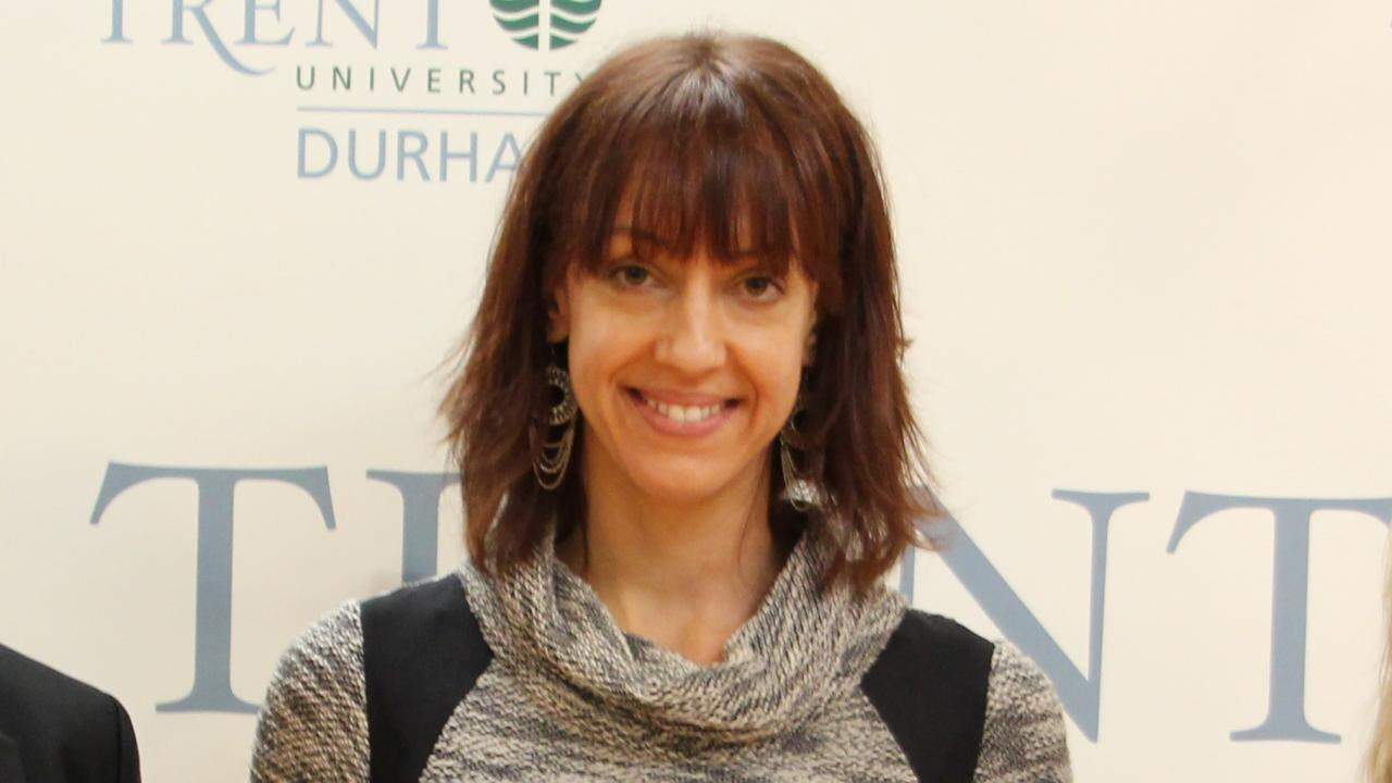 Trent University Durham GTA English Professor Amanda Paxton