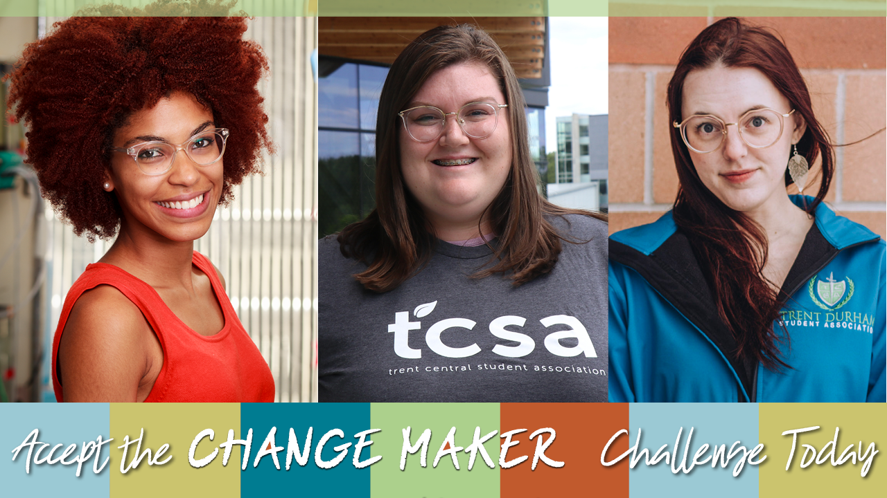 Accept the Change Maker Challenge Today.