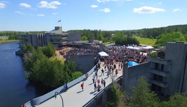 Trent University Ranked Among Top 1,000 Universities in the World
