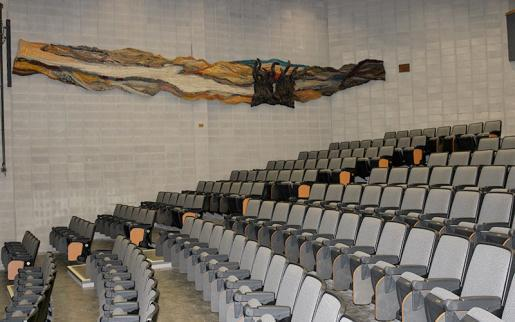 Wenjack Theatre Gets a Makeover