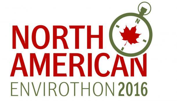 North America Envirothon 2016 Logo