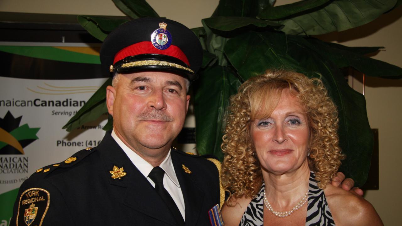 Armand and Denise La Barge