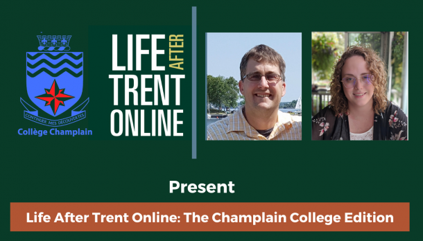 Champlain College And Life After Trent Online present: Life After Trent Online- The Champlain College Edition