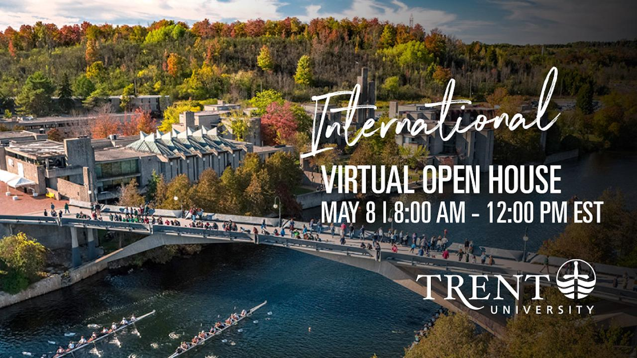 International Virtual Open House - May 8 - 8:00AM - 12:00PM EST