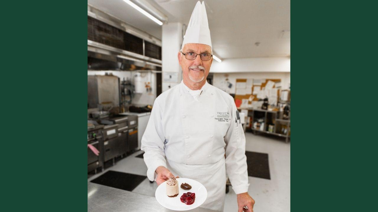 Trent Chef Christopher Ennew
