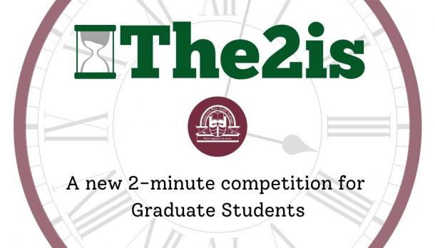 Logo for The2is event