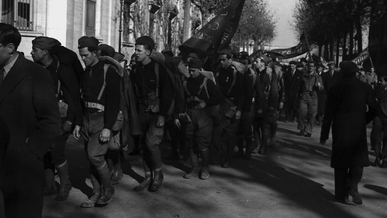 International Brigades in Spanish Civil War