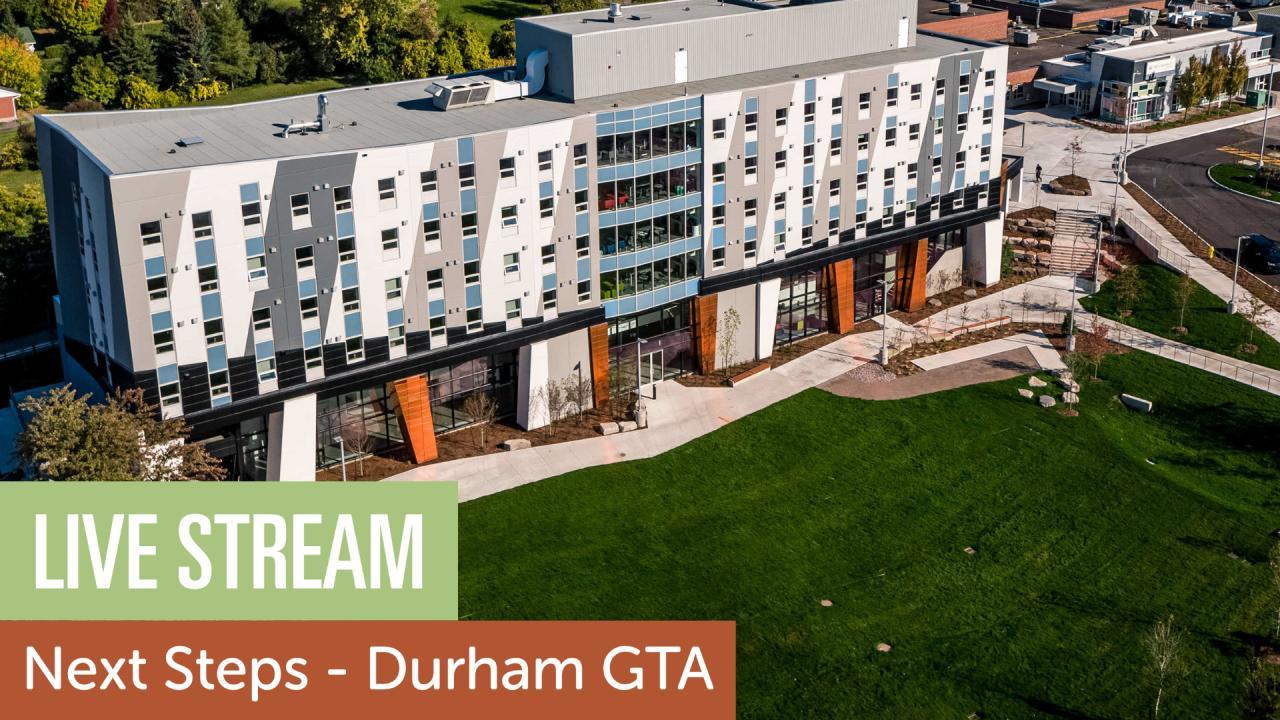 Trent Durham GTA Campus