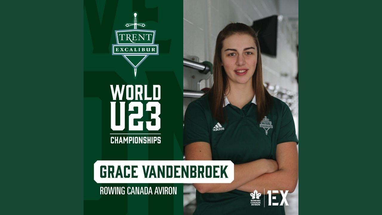 Excalibur Rower Grace VandenBroek