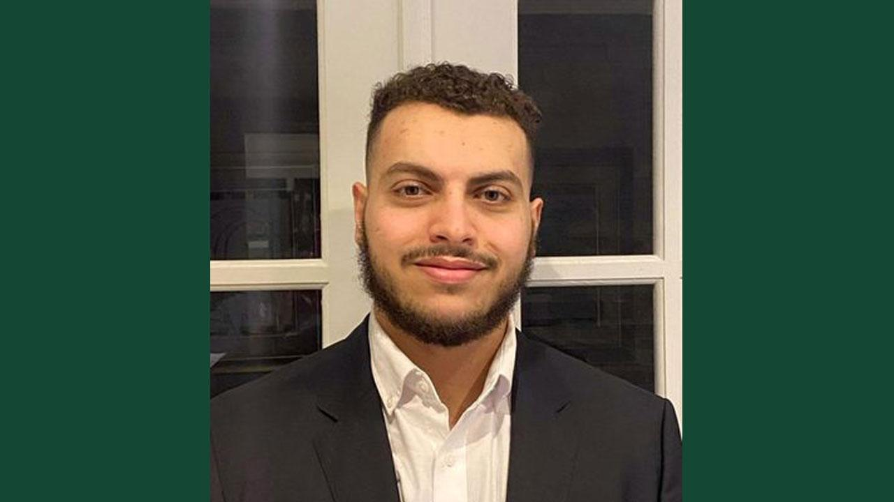 Fourth year joint major in Business Administration and Sociology, Mohamad Ellabban