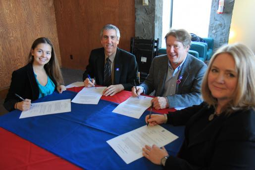 Champlain College Signs Agreement with Local Performance Company, Public Energy