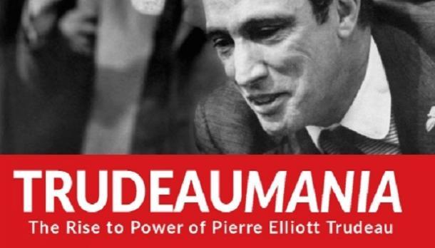 Book cover of Trudeaumania