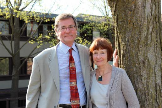 Dr. Leonard Conolly and Barbara Conolly