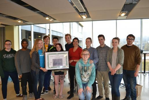 Trent Students Rise to Become Waste Warriors