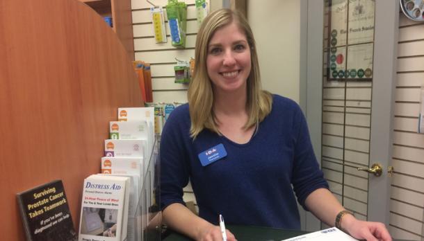 Alumna Credits Program & Internship at Trent for Career Success as Pharmacist