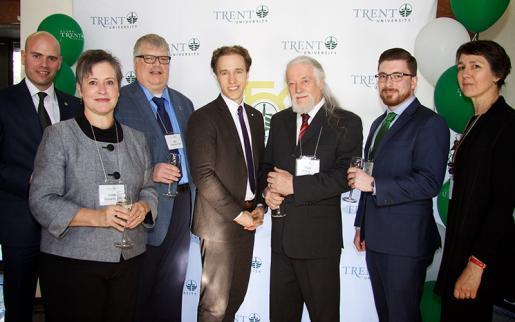 Trent University Celebrates Alumni at 50 Years of Philanthropy Event
