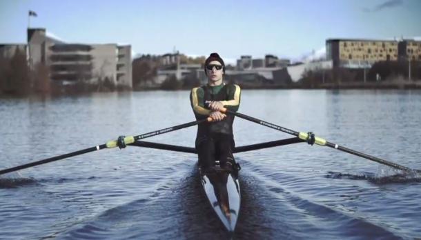 Trent Excalibur rower Alex Watson