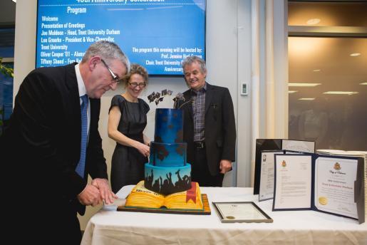 Trent University Durham 40th Anniversary: Celebration of Accomplishment, Renewal and Pride