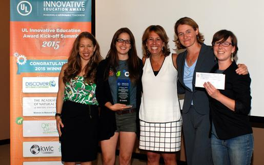 TRACKS Youth Program Wins Inaugural Innovative Education Award