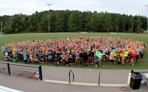 Mud, Sweat, and Cheers: Highlights of Orientation Week