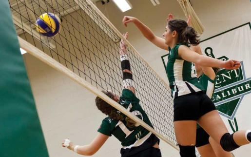 University Sport Competition Rises as Trent Excalibur Volleyball Teams Join OUA