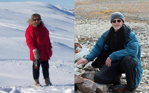 Two Trent University Alumni Awarded Inaugural Polar Medal