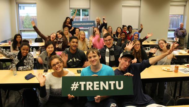 Trent University Durham Students Unlock the University Experience