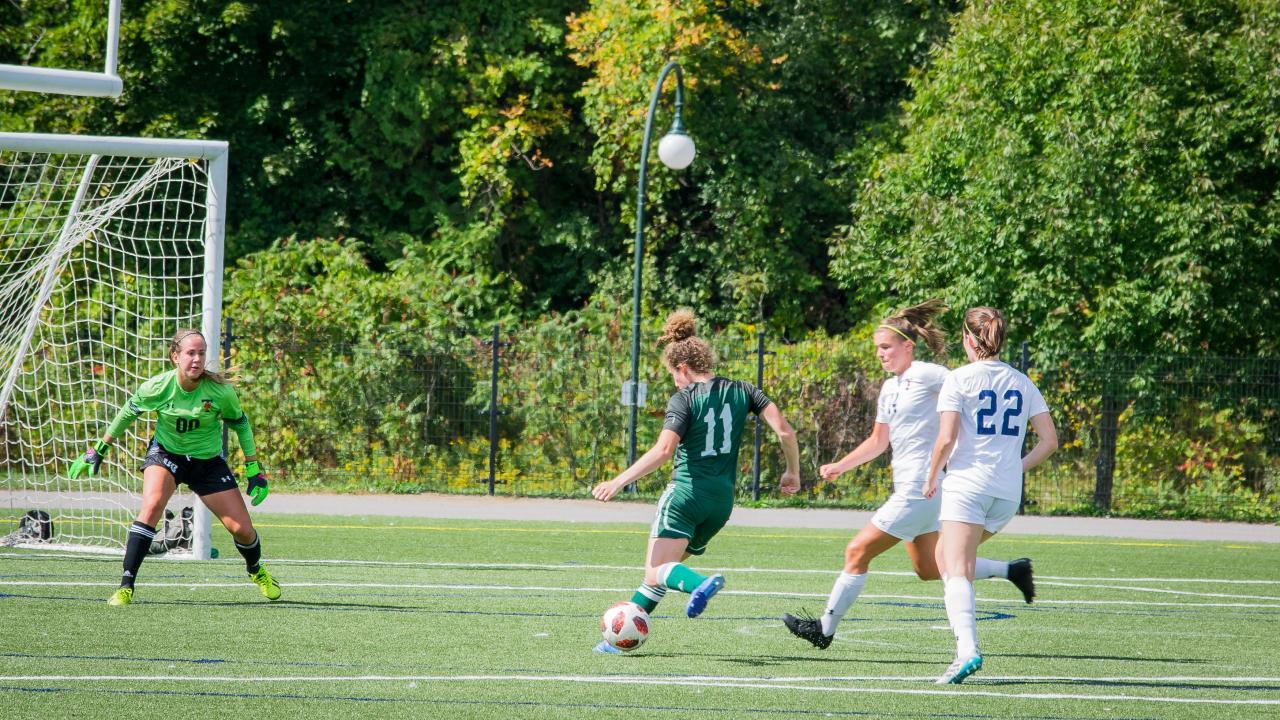 Trent University Women's Soccer