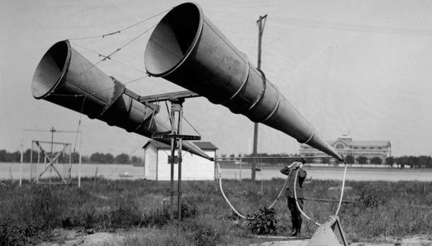 World War 1 War Tuba