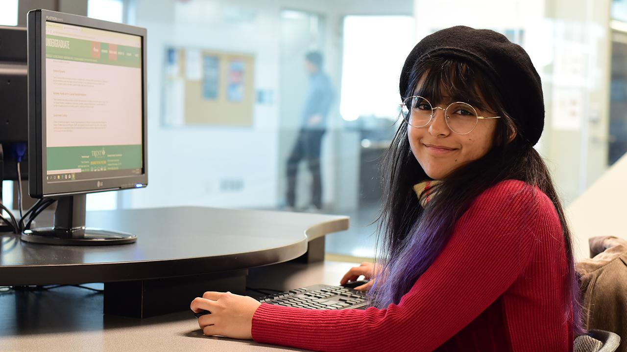 Kavya Chandra is a first-year Psychology and Forensic Science student from India, pursuing a joint major in Psychology and Forensic Science.