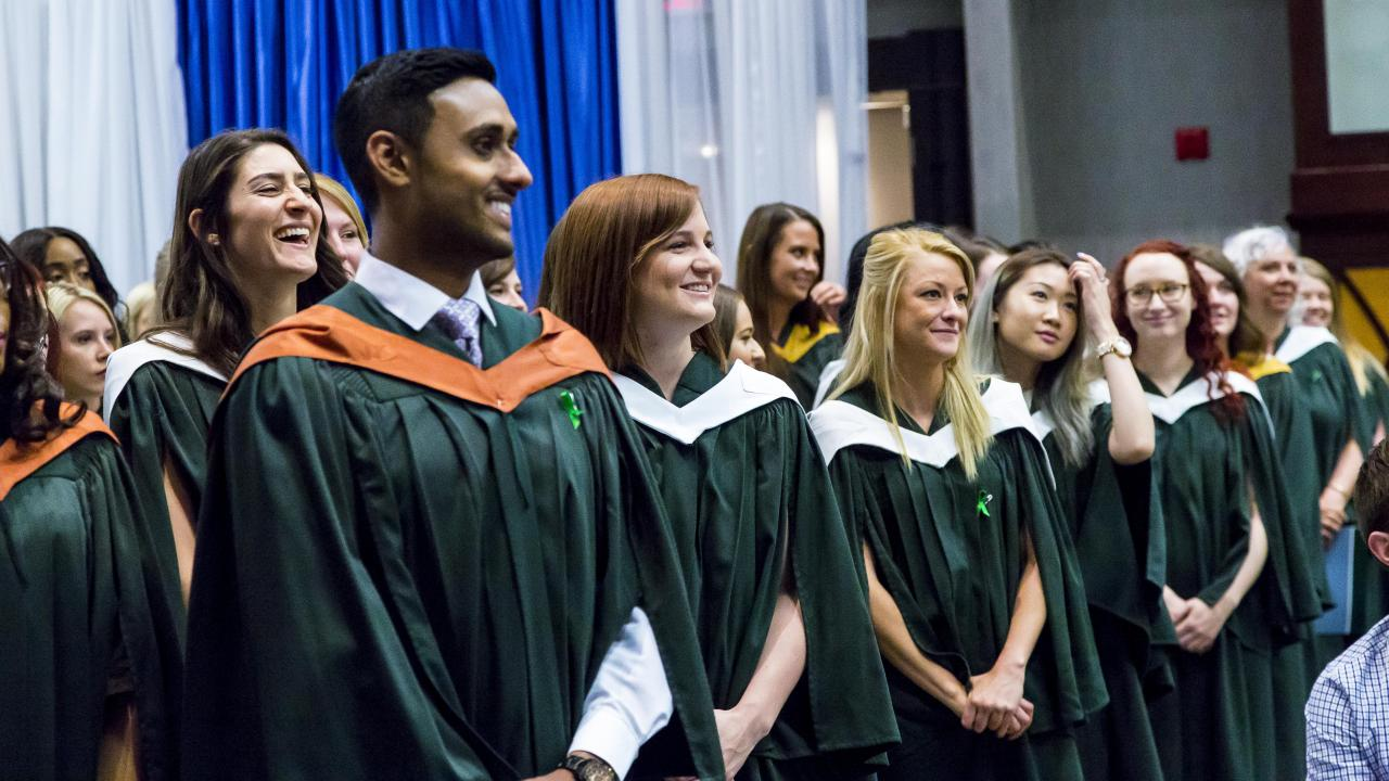 Durham GTA graduates