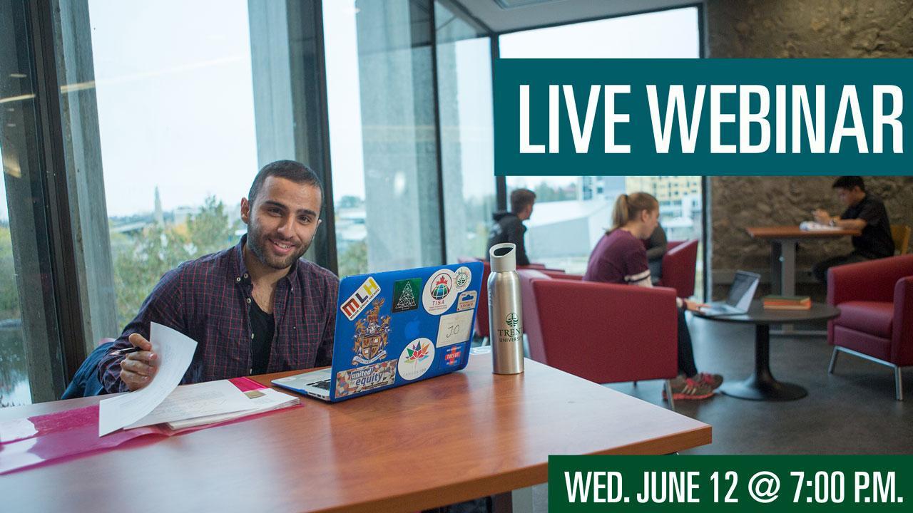 Live Webinar - Your Next Steps Peterborough