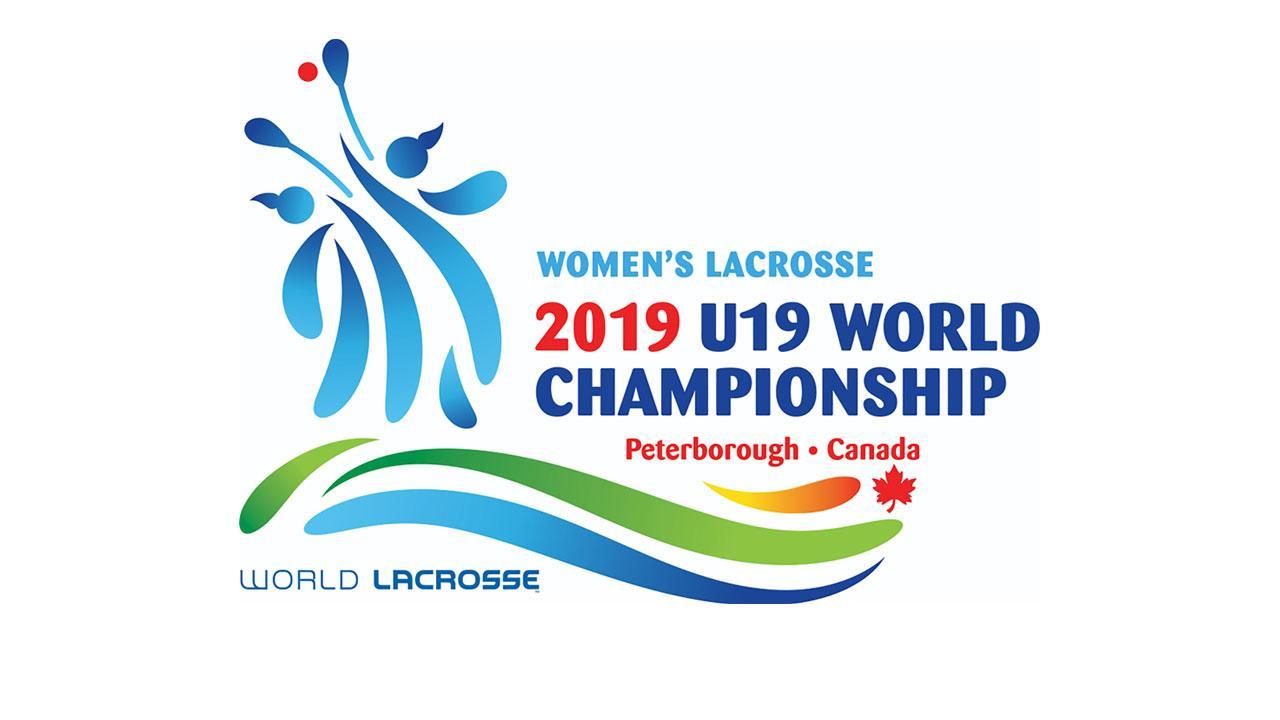 Women's Lacrosse, 2019 U19 World Championship. Peterborough, Canada. World Lacrosse