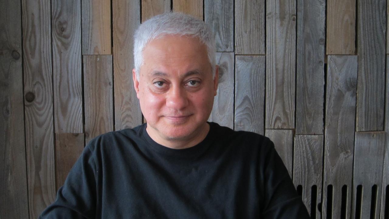 headshot of Ilan Kapoor