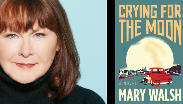 Mary Walsh image, Novel Cover