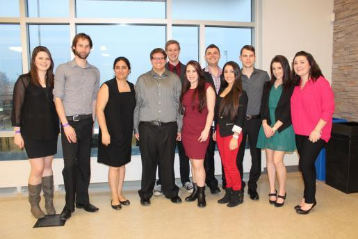 Oshawa Students Seize Opportunity to Meet with Industry Professionals at Inaugural Career Gala